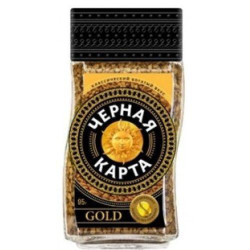 черная карта кофе 95 гр